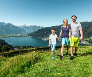 Zell am See Familie