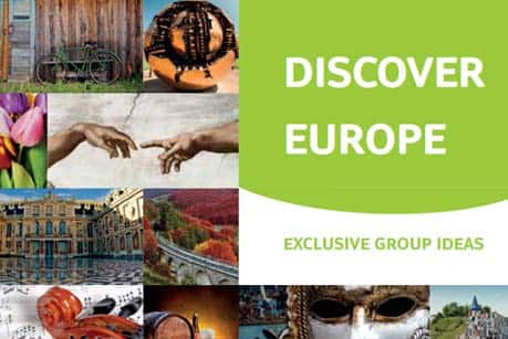 Discover Europe Exclusive Group Ideas