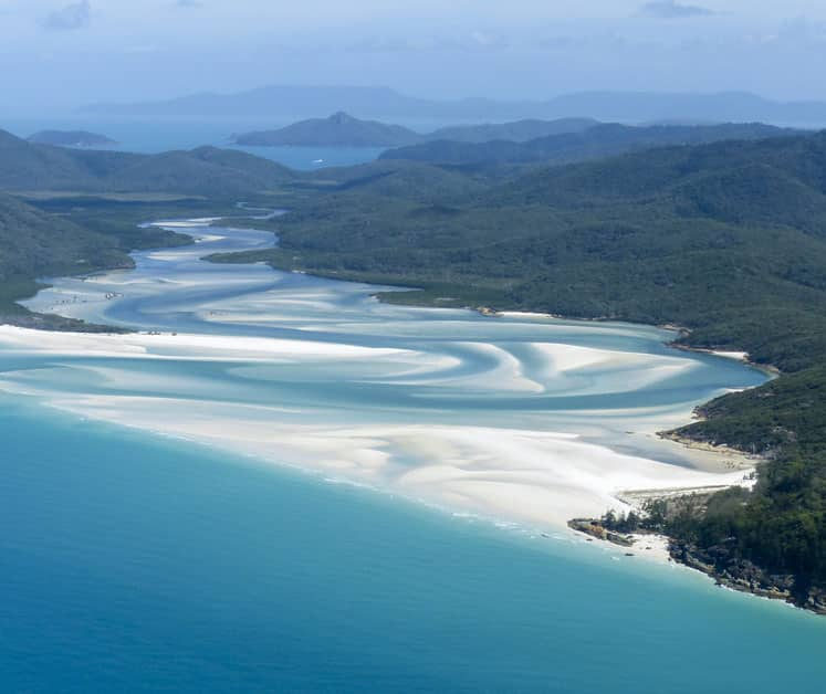 Australien Whitsunday