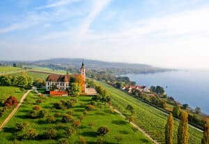 Familienhotels am Bodensee
