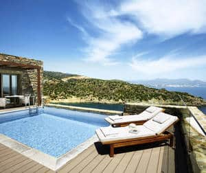Luxusurlaub im Daios Cove Luxury Resort & Villas
